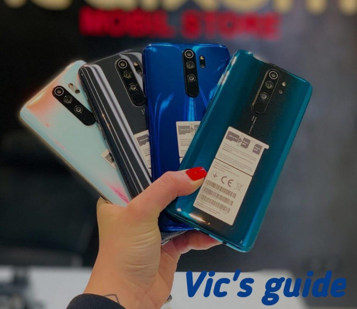 best Xiaomi phones in 2020