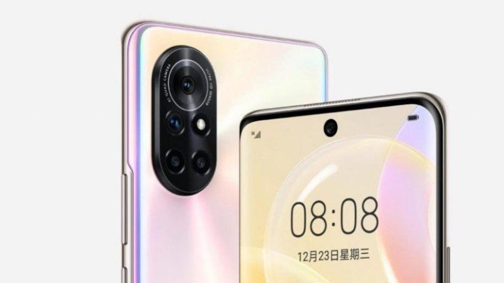 Huawei Nova 8 Cmaera and Price in Nigeria