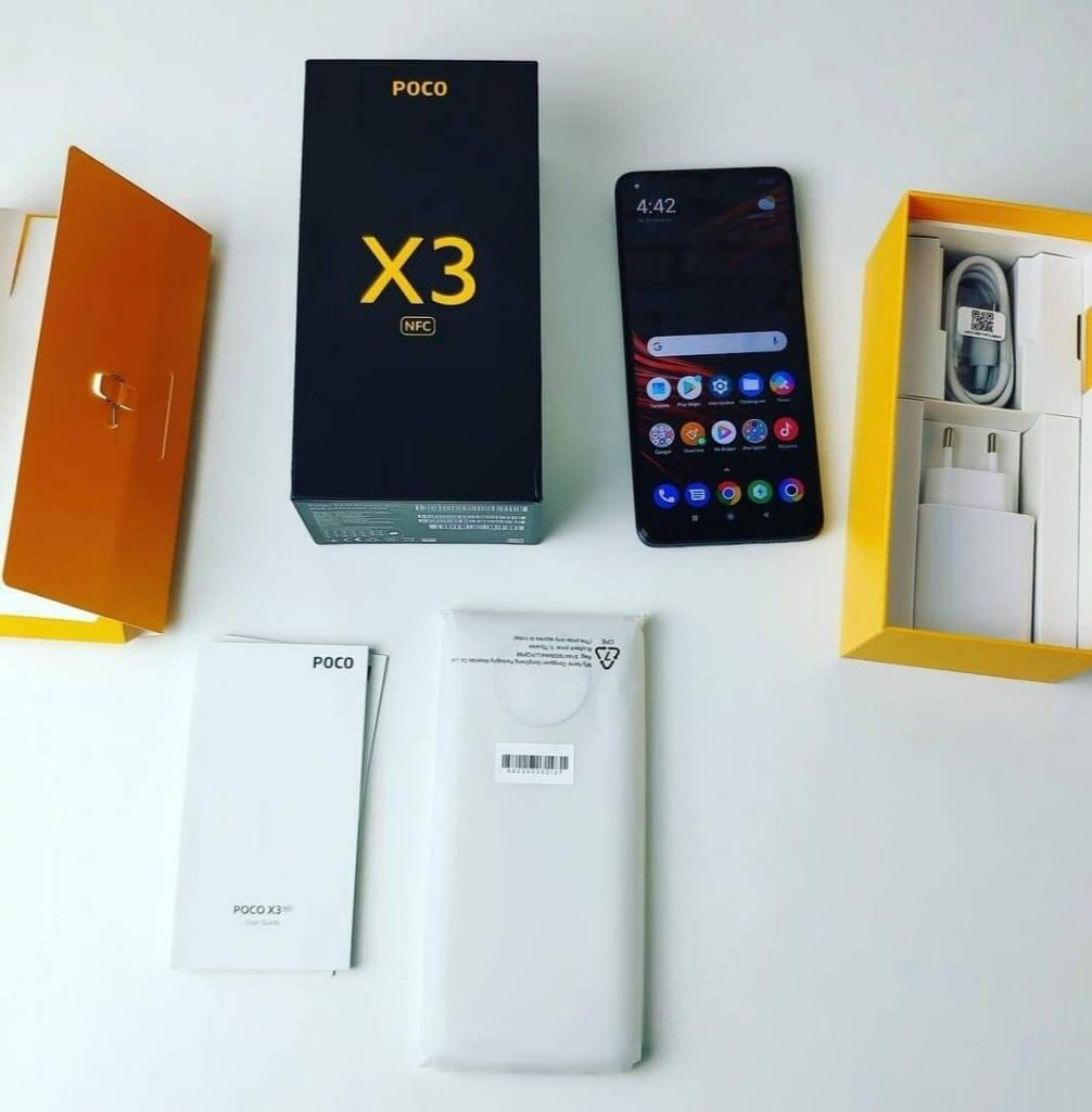 Xiaomi Poco X3 Unboxing
