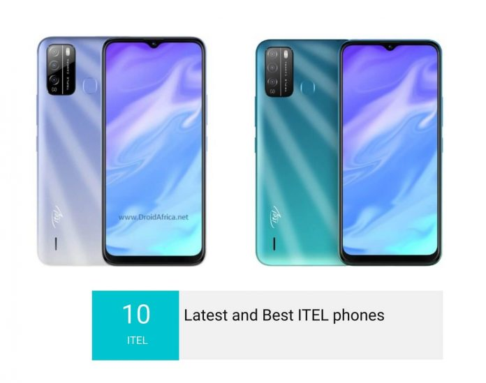 Latest and best Itel phones