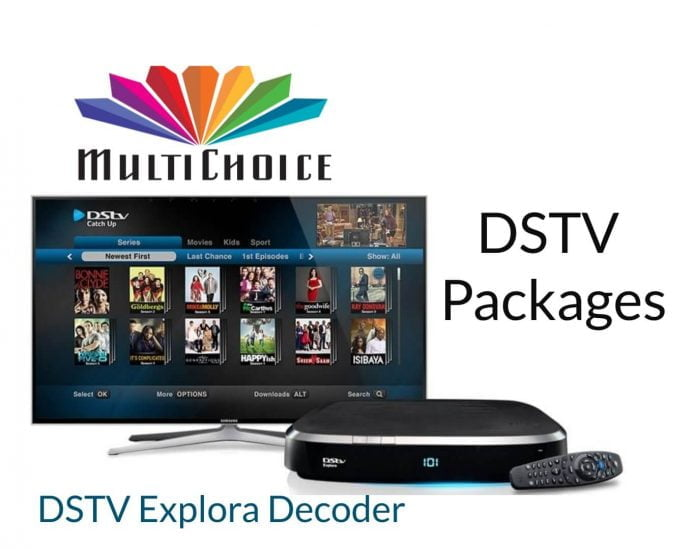 DSTV Explora Packages, channels and prices in Nigeria