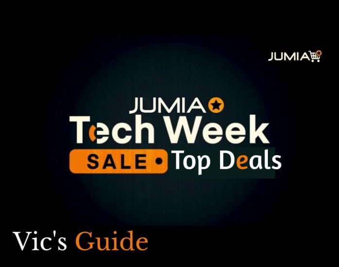 Jumia Tech week 2021 deals and offers