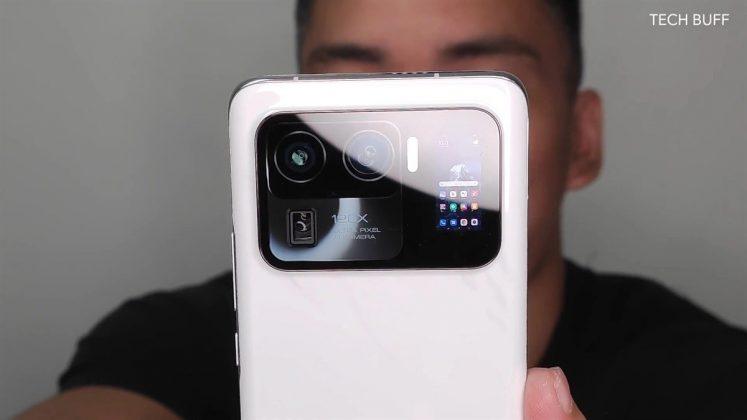 Xiaomi mi 11 ultra leaks