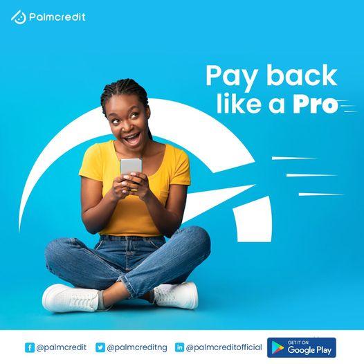 Palm Credit Mobile loan app